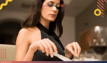 Belajar Table Manner Yuk! - Part 2. Saat Makan