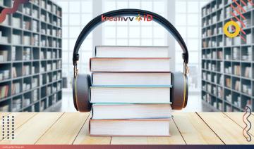 4 Rekomendasi Aplikasi Audiobook dari Luar Negeri dan Indonesia