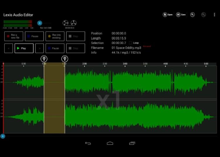 Lexis-Audio-Editor