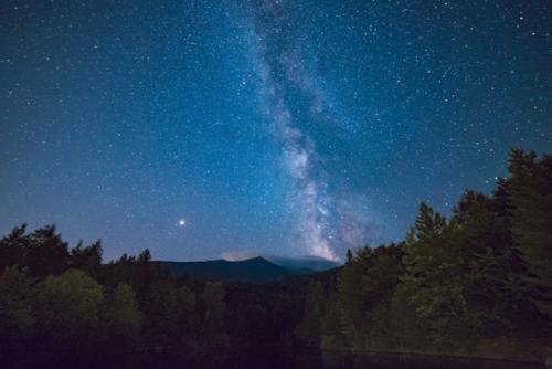 Cara Foto Milky Way 1