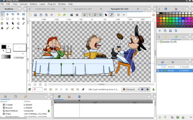software pembuat animasi 1