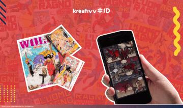 Jenis-Jenis Komik, dari Novel Grafis hingga Webtoon
