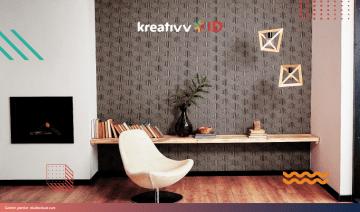 7 Alasan Kenapa Kamu Mesti Pakai Wallpaper Dinding