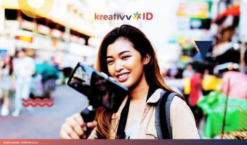 4 Peralatan yang Wajib Dimiliki Para Travel Vlogger