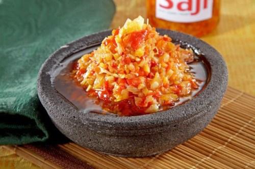 Cara membuat sambal 1