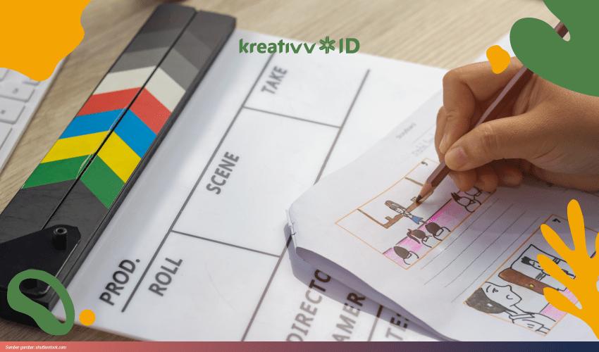 Contoh Proposal Pembuatan Film Pendek - Lukisan