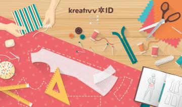 Tips dan Trik Cara Membuat Pola Baju yang Mudah dan Simpel