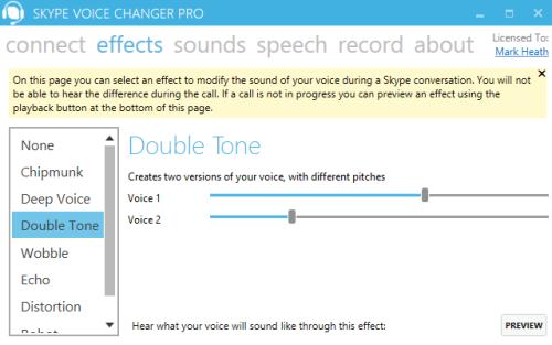 aplikasi pengubah suara PC