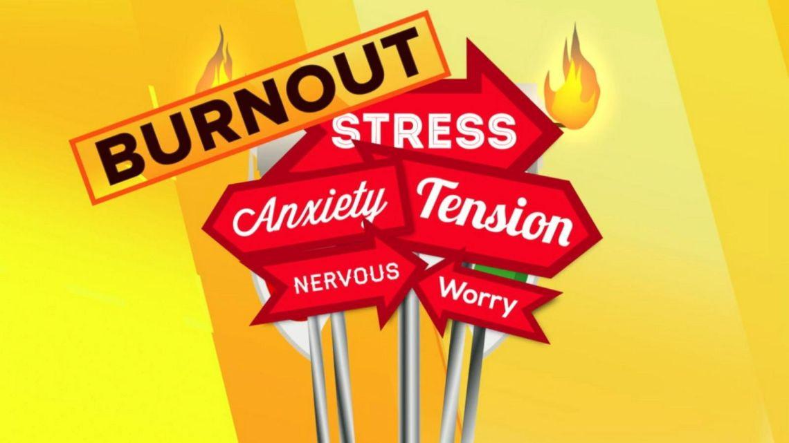 Sering Stres di Kantor? Kenali 5 Gejala Burnout Ini!