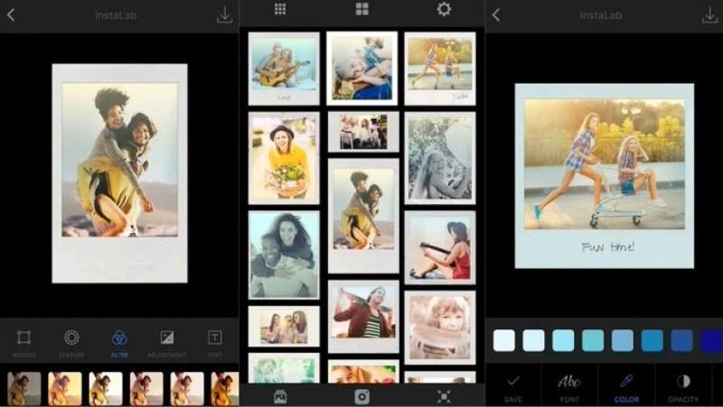aplikasi edit foto polaroid