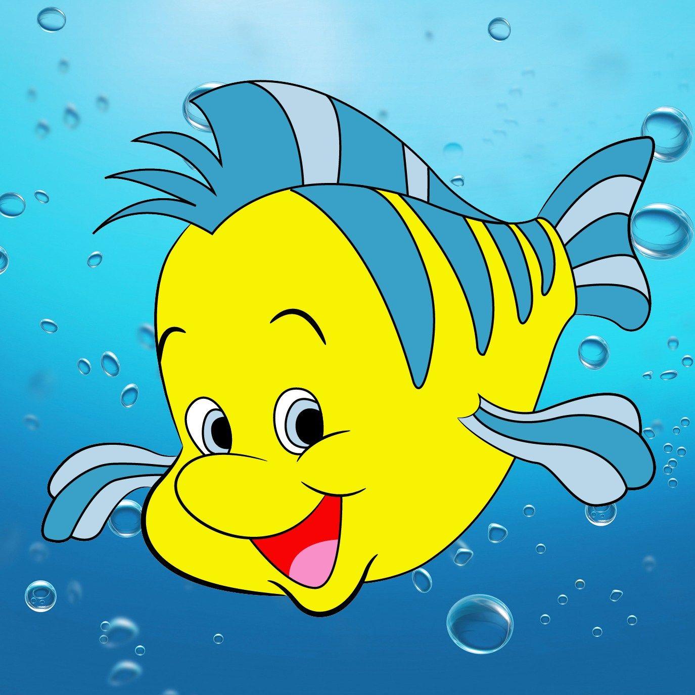 flounder-ikan-ariel