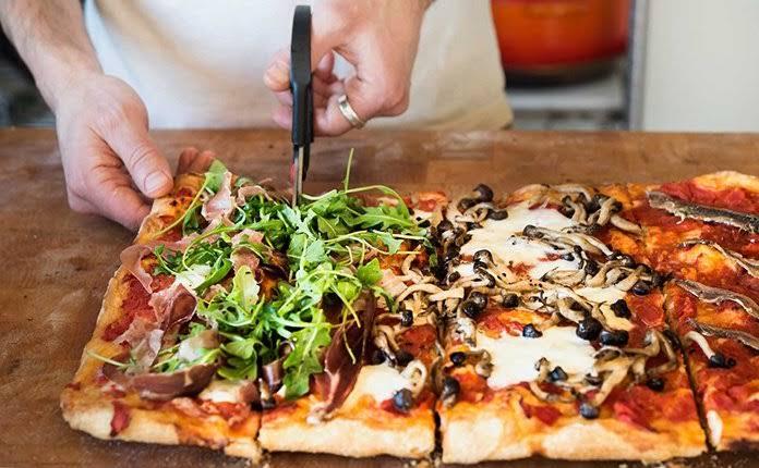 Pizza Taglio