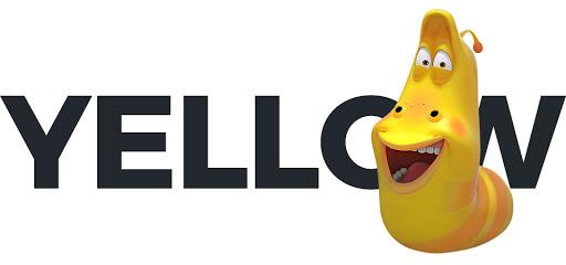 larva-yellow