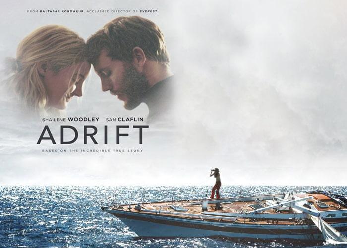 list film survival adrift