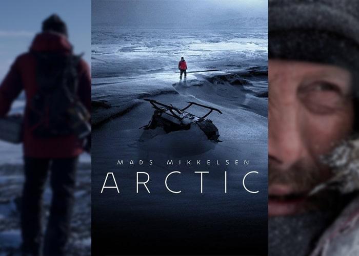 rekomendasi film survival Arctic