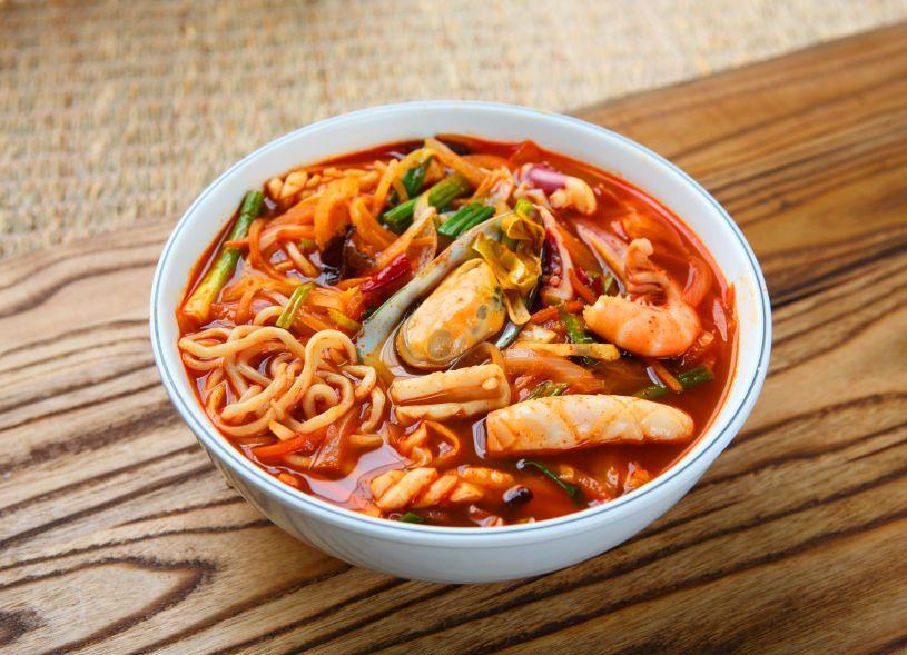 Makanan khas Korea 4