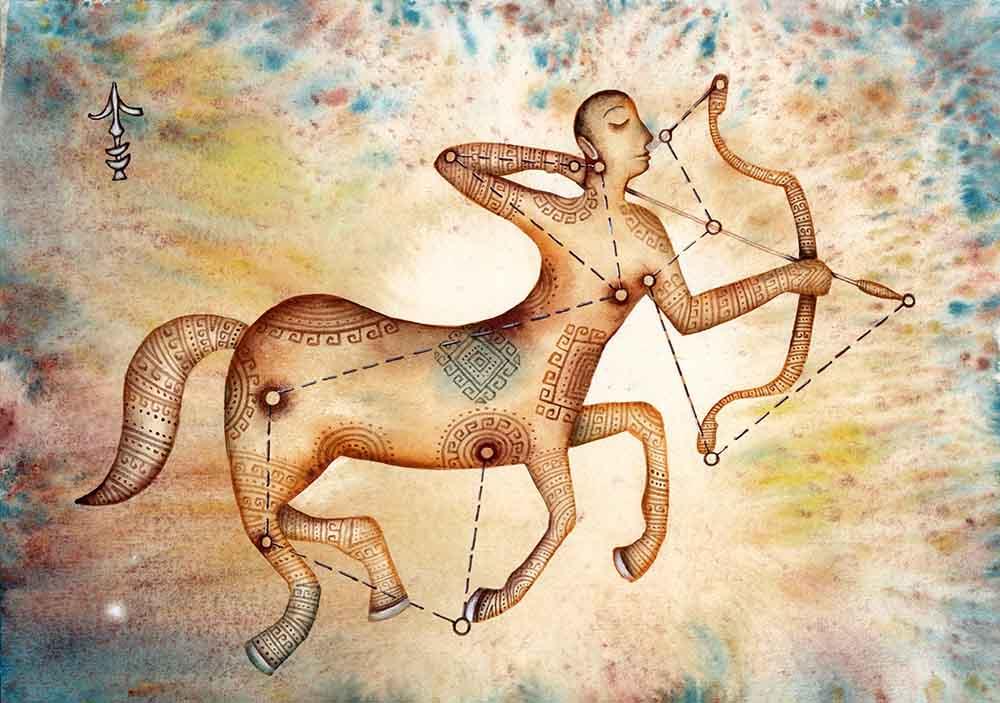 Sagitarius zodiak susah jatuh cinta