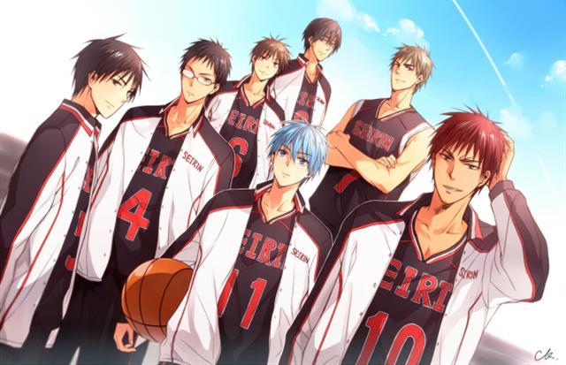 kuroko-basketball
