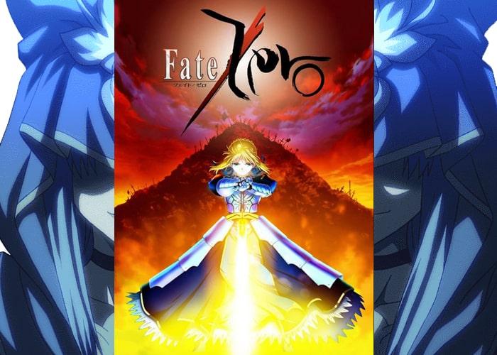 anime action FateZero
