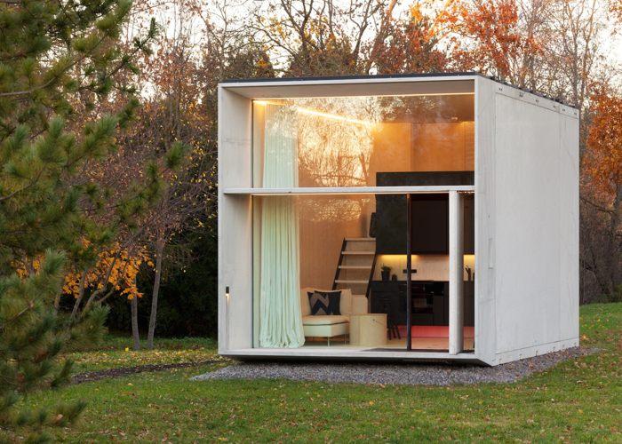 Hunian petak tiny House