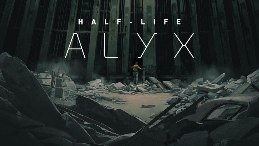 fps game half life alyx