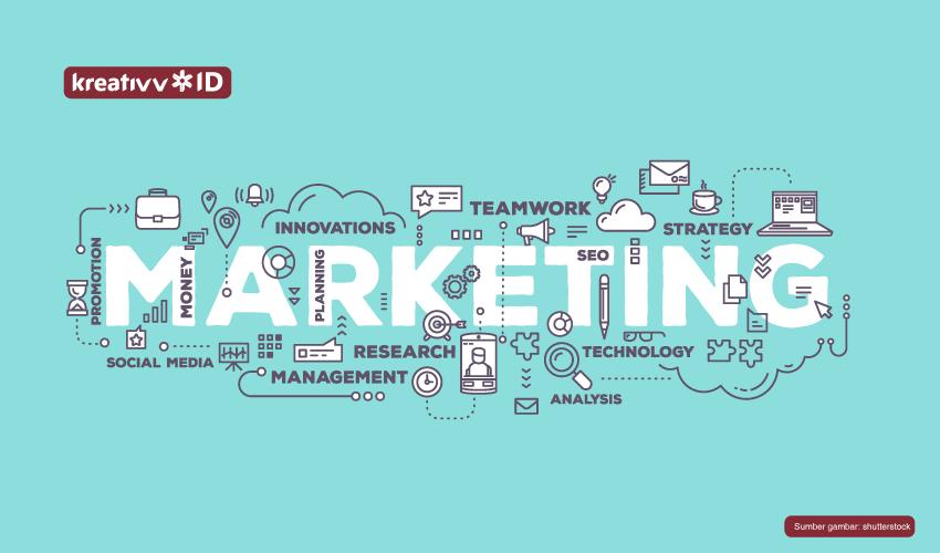 infografis pemasaran