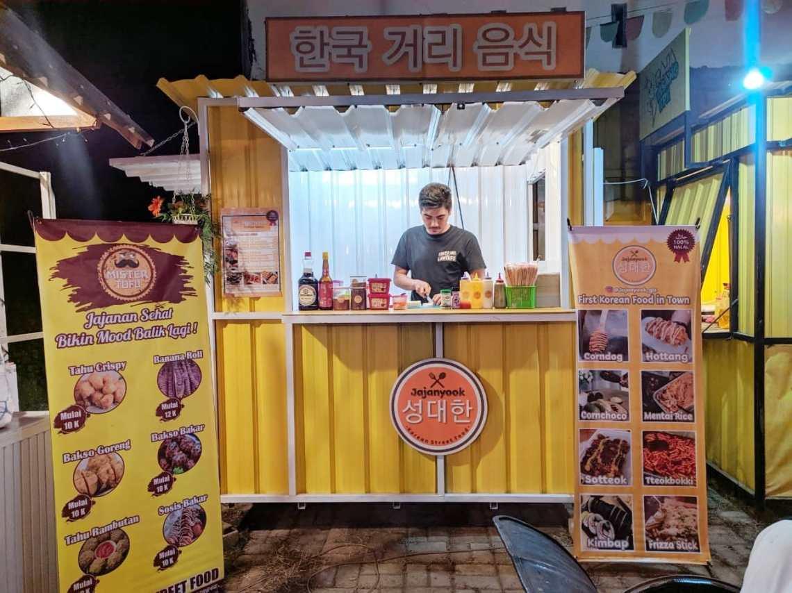 street food korea