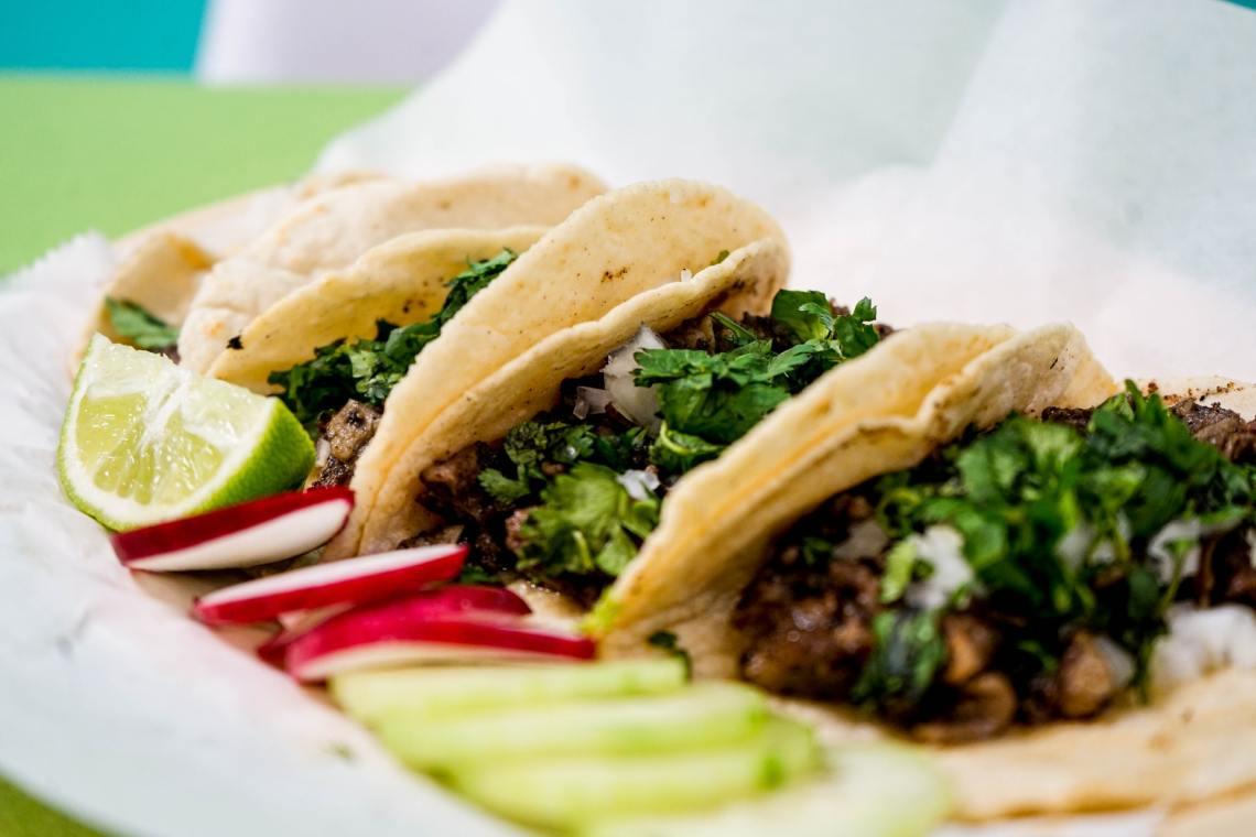 taco makanan khas Meksiko