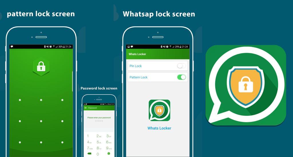 password-whatsapp