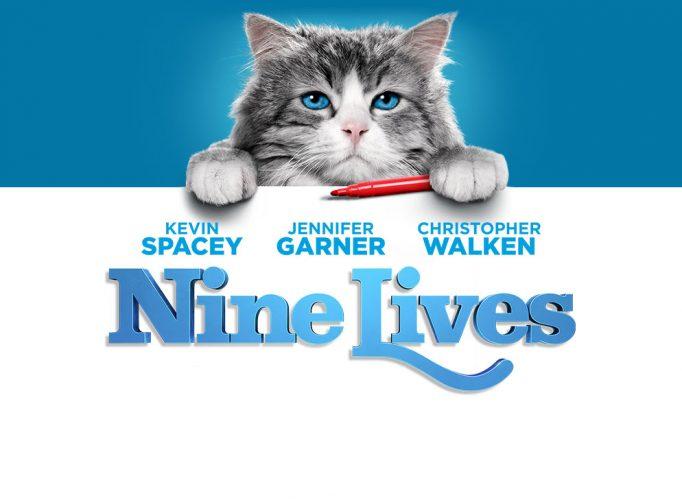 nine lives film poster