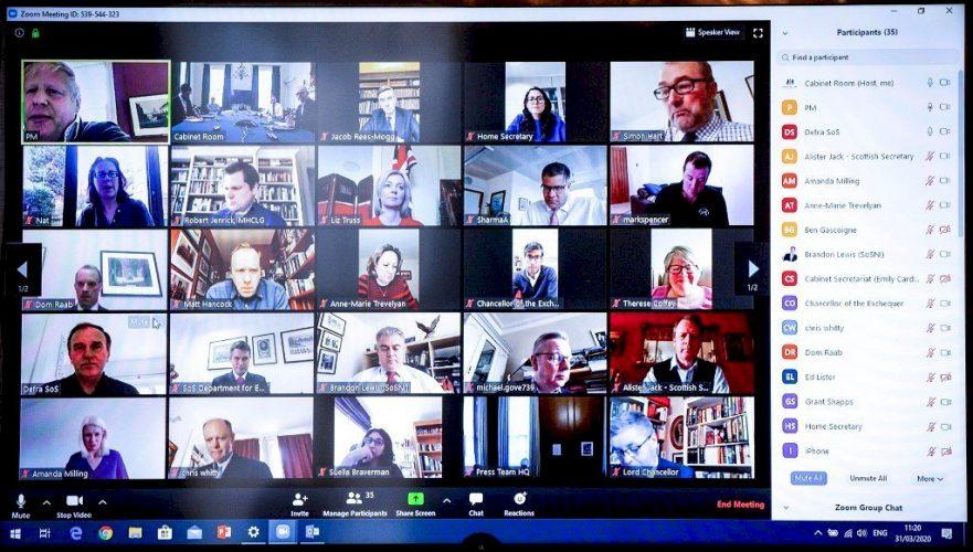 fitur baru zoom meninggalkan rapat