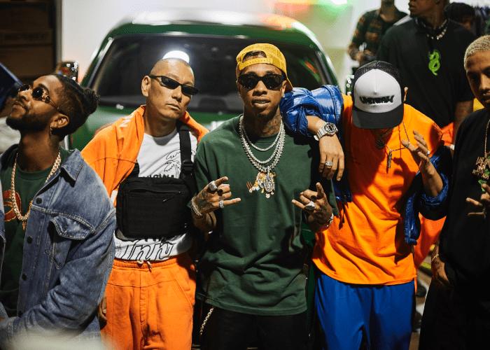 genre hip hop
