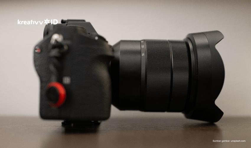 kamera full frame APS-C