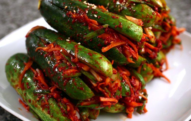 kimchi ketimun