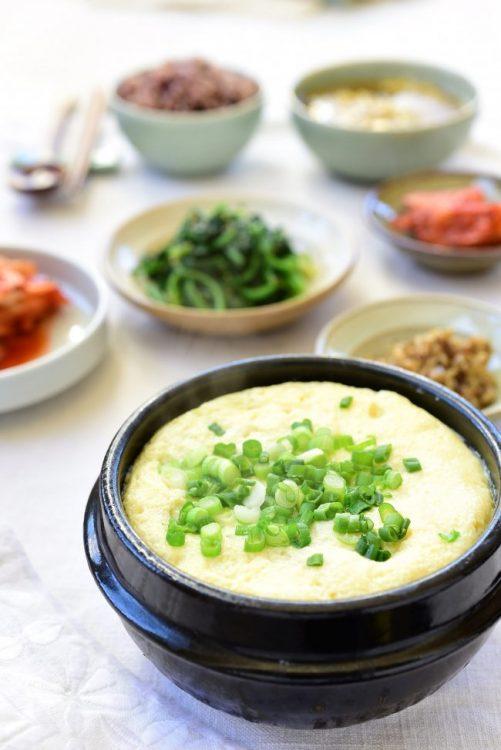 rese[ korean steamed egg
