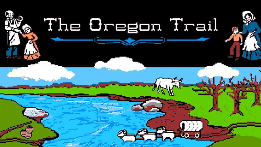 game the oregon trail