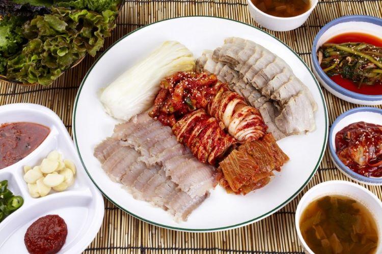 makanan korea Hongeo-hoe