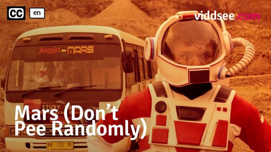 Mars (Jangan Pipis Sembarangan)