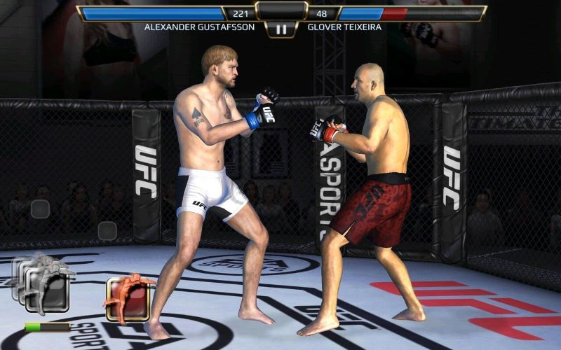 game EA Sports UFC
