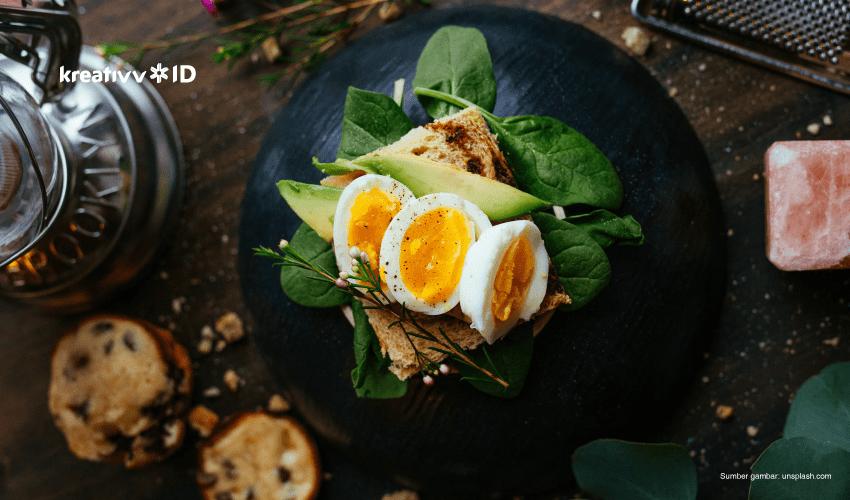 makanan sehat penambah konsetrasi
