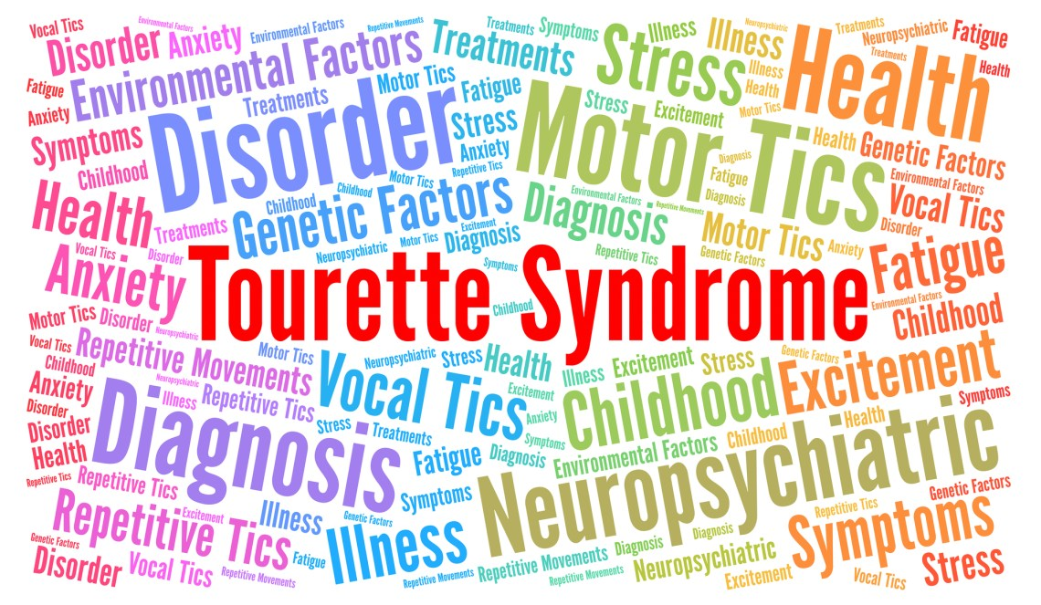 penyebab tourette syndrome
