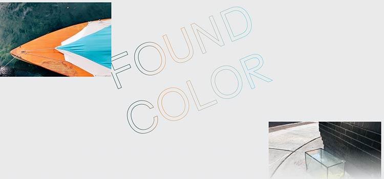 website Found Color