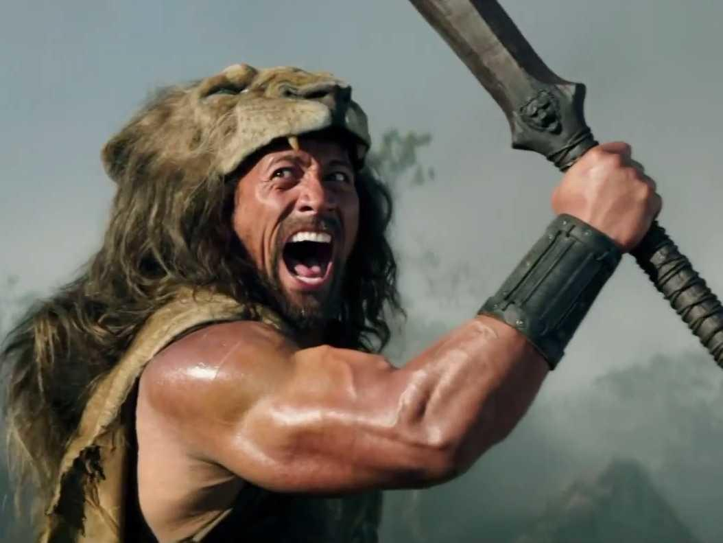 Hercules film bertema mitologi