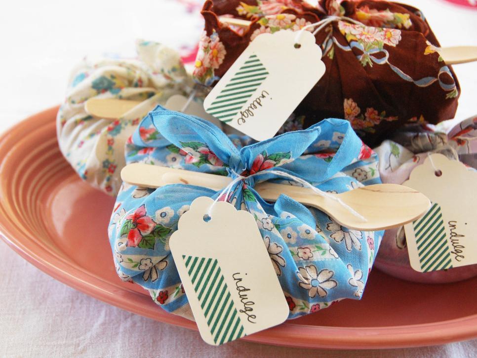 Kue Pie a la Pesta untuk souvenir pernikahan