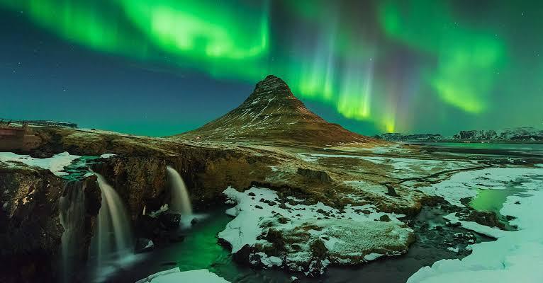 virtual tour di Youtube ke Islandia