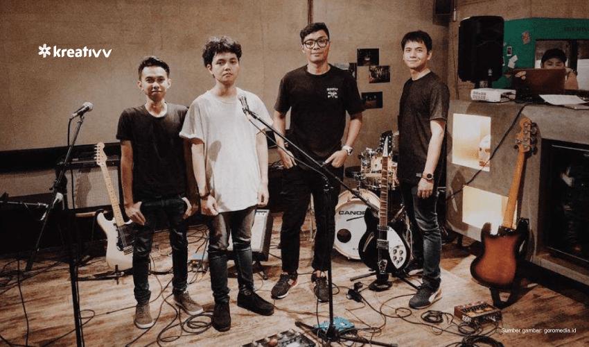 band-indie-populer