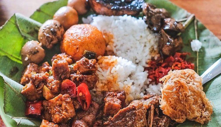 nasi-jamblang