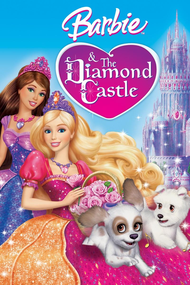 barbie-diamond-castle