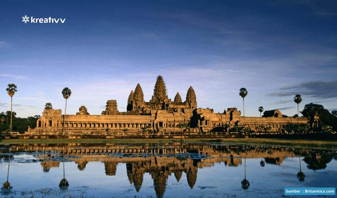 Jadi Orang Kamboja