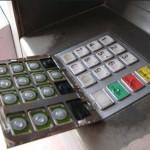 Keypad capture skimmer